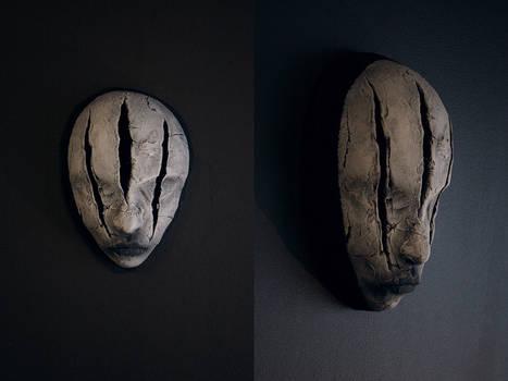 mask - 3 cuts