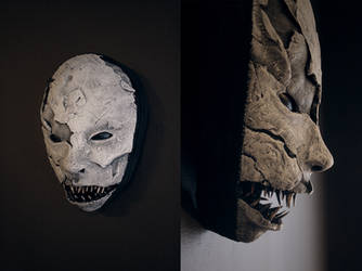 Mask sharkgrin by torvenius