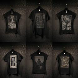 New t-shirts designs! by torvenius