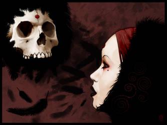 Red Portrait by torvenius