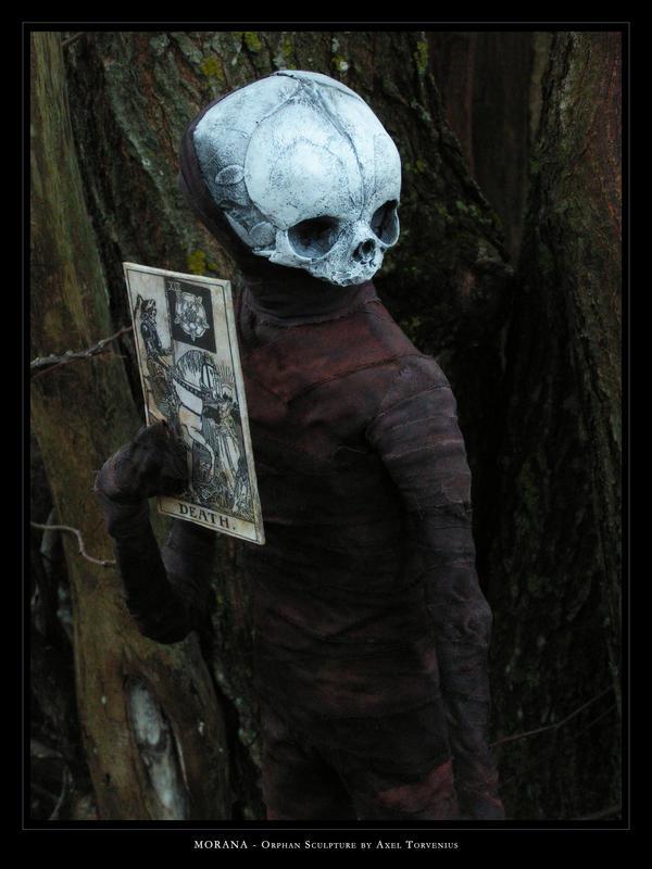 Morana - Tarot Death