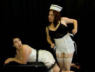 Naughty Nurses: OH by slephoto