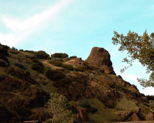 Mt. Diablo 07 - Devil's Elbow by slephoto