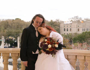 Hefter-Cochrane wedding 2