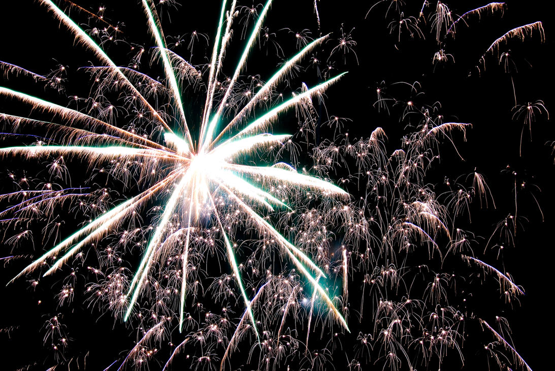 Fireworks 7-4-2010 No.7 STOCK by slephoto