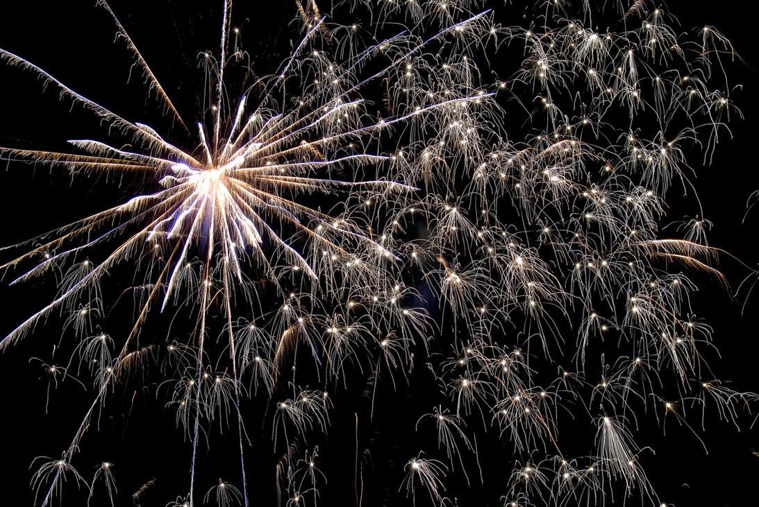 Fireworks 7-4-2010 No.8 STOCK by slephoto