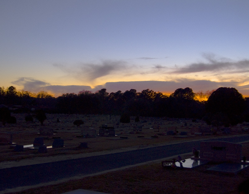 Sundown At the Boneyard by slephoto