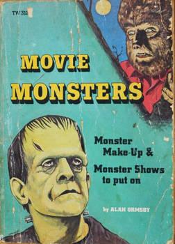 Movie Monsters book