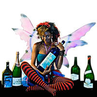 Wine Fairy by slephoto