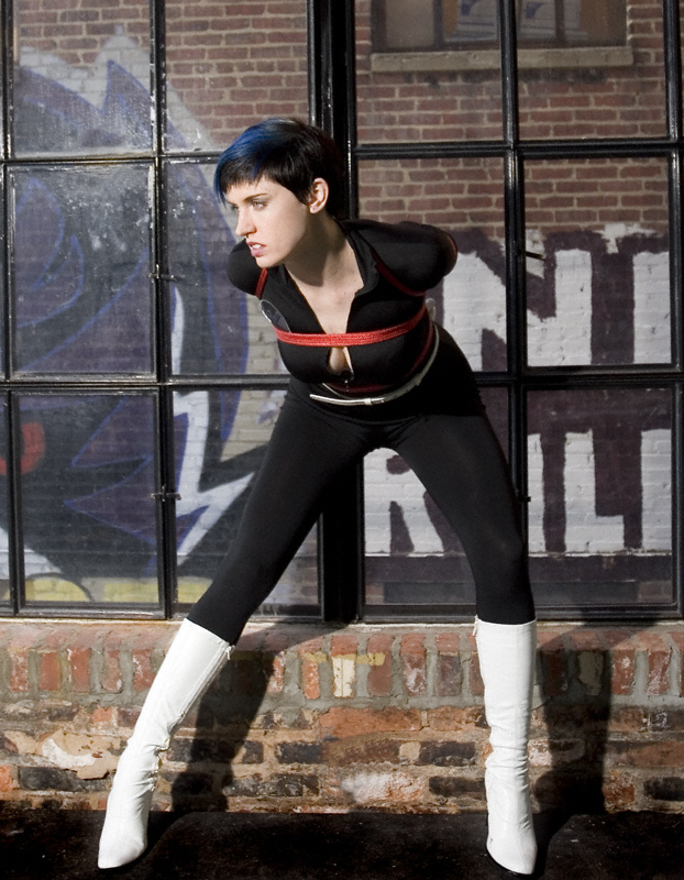 Maria Hill cosplay No. 02