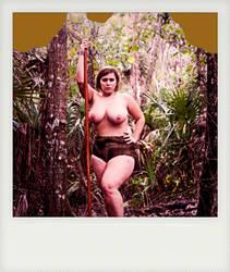 Polaroid Pin-up No 1 by slephoto