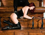 Boot Rest by slephoto
