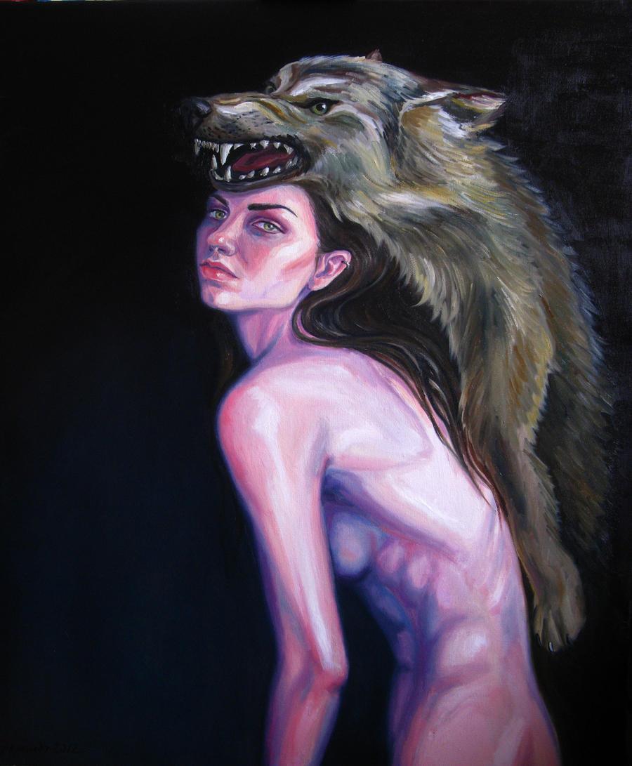 Shewolf by gerbrandt
