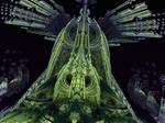Amazing Box Race 03 - Mandelbulb 3D fractal