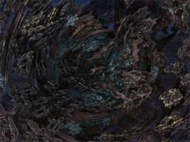 Bacterius 2 - Mandelbulb 3D fractal by schizo604