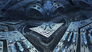 Amazing 3Light - Mandelbulb 3D fractal