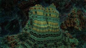 Bulbox Amazing 02 - Zwergenburg - Mandelbulb 3D by schizo604