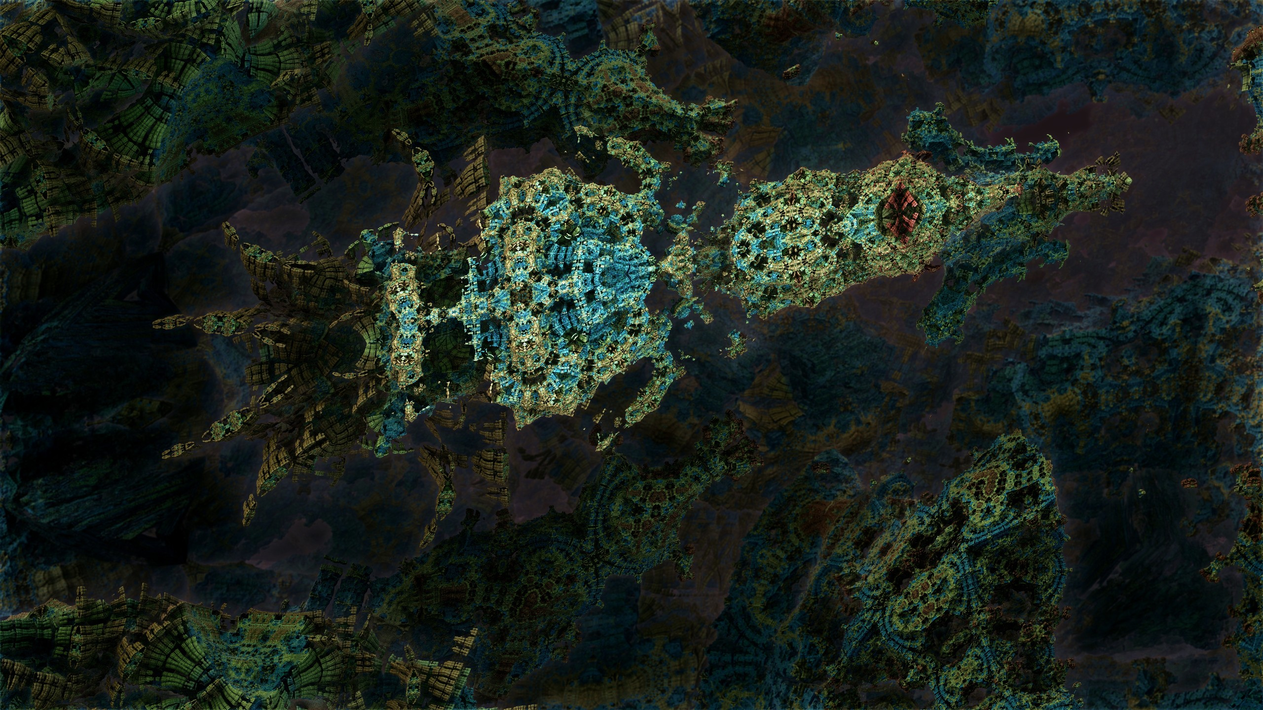 deepsalvage ii 3d fractal - photo #15