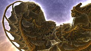 Drachenpfad - Mandelbulb 3D fractal by schizo604