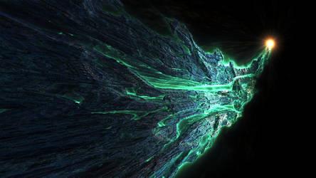 Teufelskralle - Mandelbulb 3D fractal