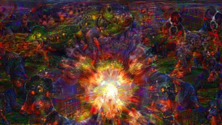 ACID EYE 360 VR - Psychedelic Deep Dream Fractal 2