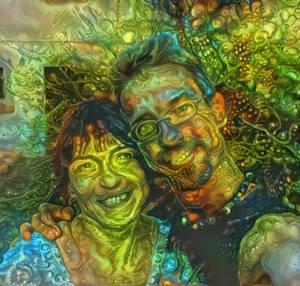 DeepStyle Selfie2
