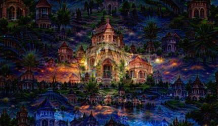 Sun Temple by schizo604