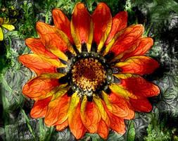 Fractalized Flower