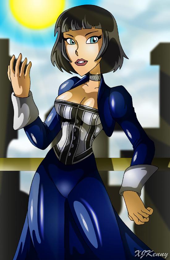 Bioshock Infinite - Elizabeth by XJKenny