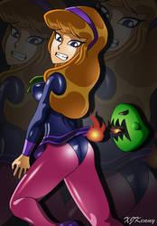 Daphne Poses 26