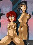 Space Cavegirls