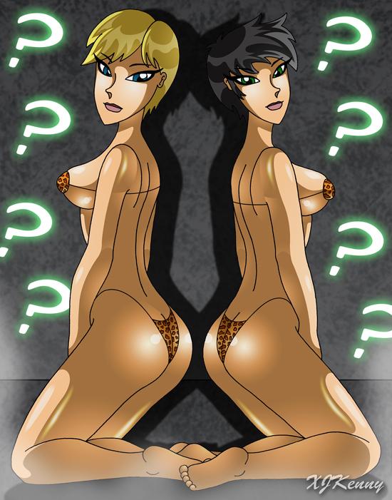 Arkham Cavegirls by XJKenny