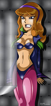 Daphne Poses 45