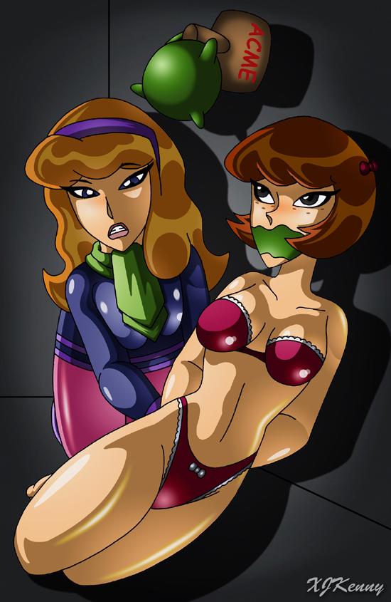 Velma Poses 14 by XJKenny