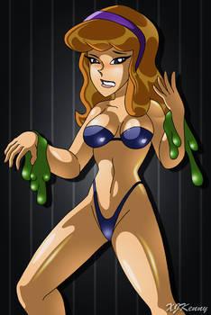 Daphne Poses 52