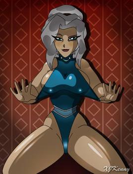 Kya's Swimsuit