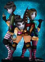 Team Fujitas Azula by XJKenny