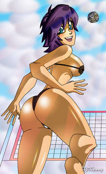 Spike Out Yumi