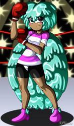 Boxer Kelly by XJKenny