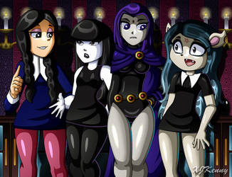 Goth Meeting by XJKenny