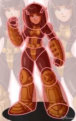 Hisako Ichiki (Armor) Ver.B