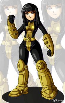 Hisako Ichiki (Armor) Ver.A