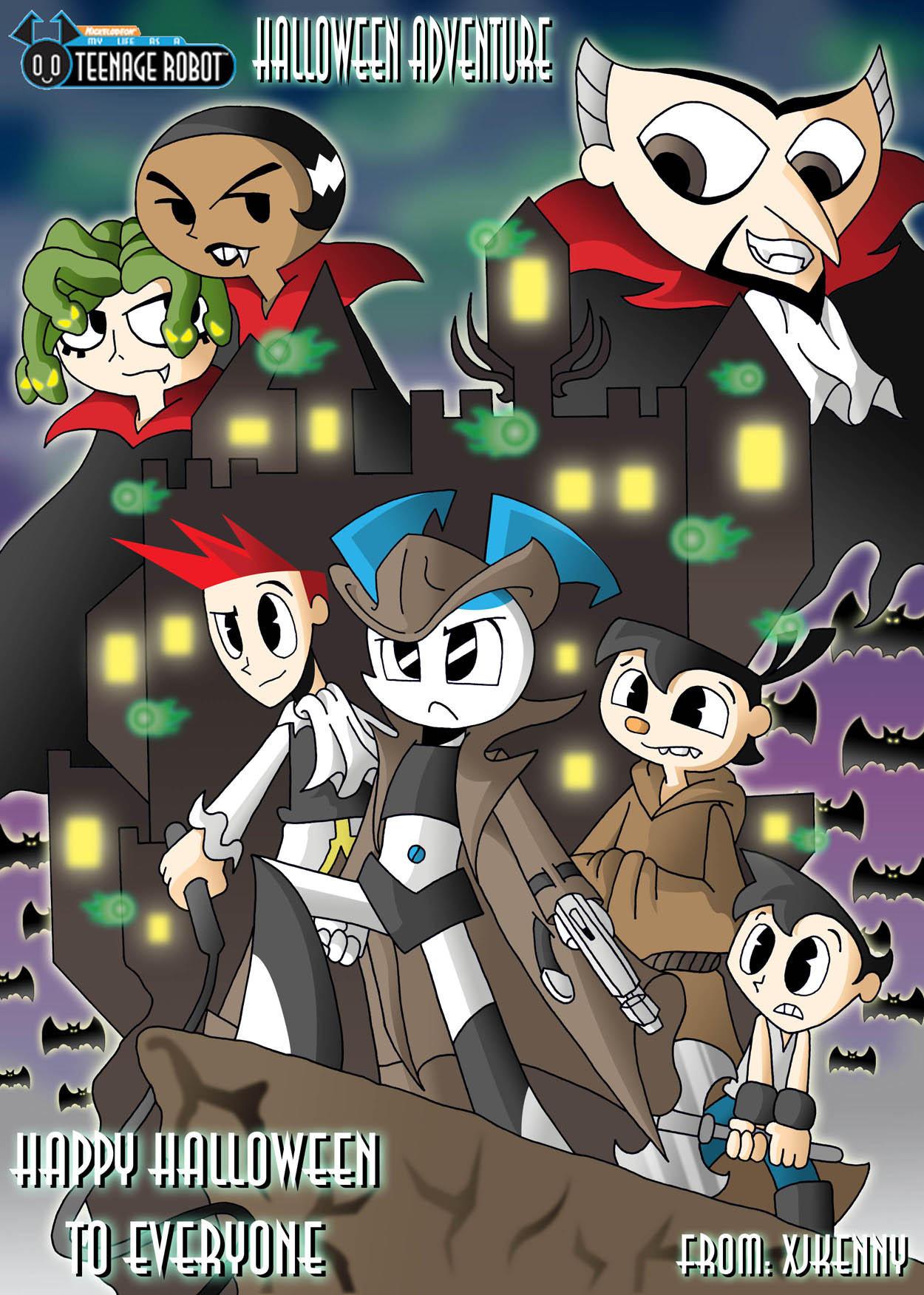 MLAATR Halloween Adventure by XJKenny on DeviantArt