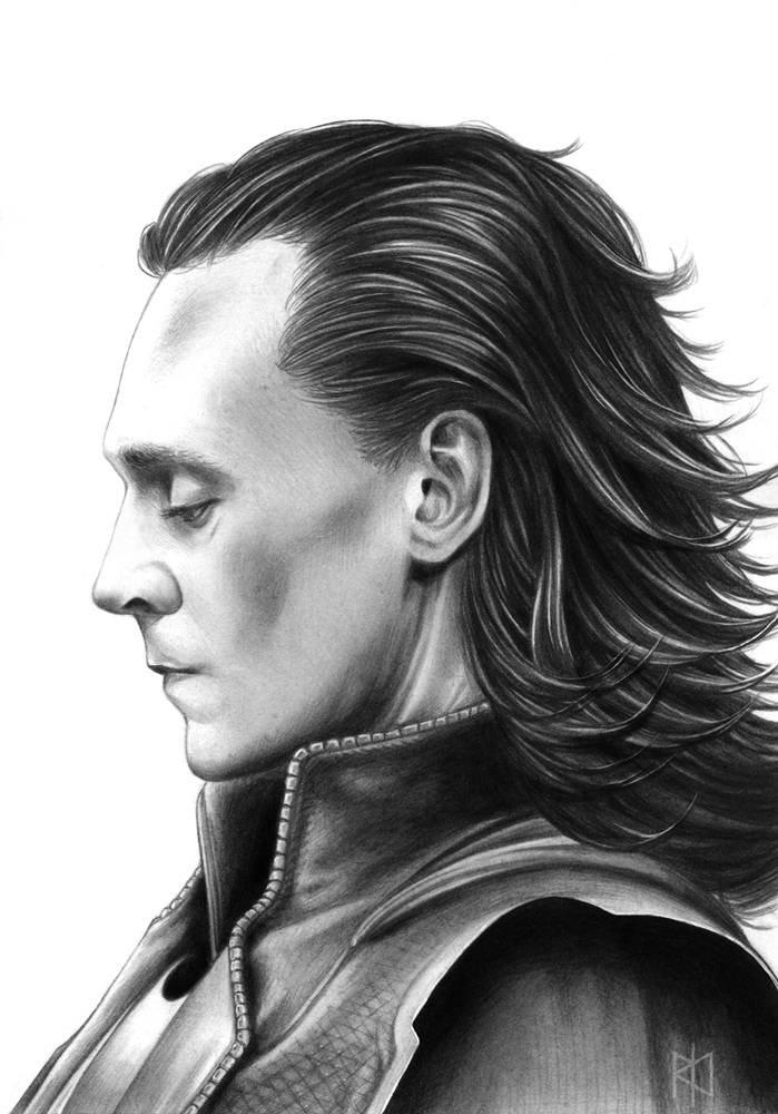 Loki by Tamasaburo09