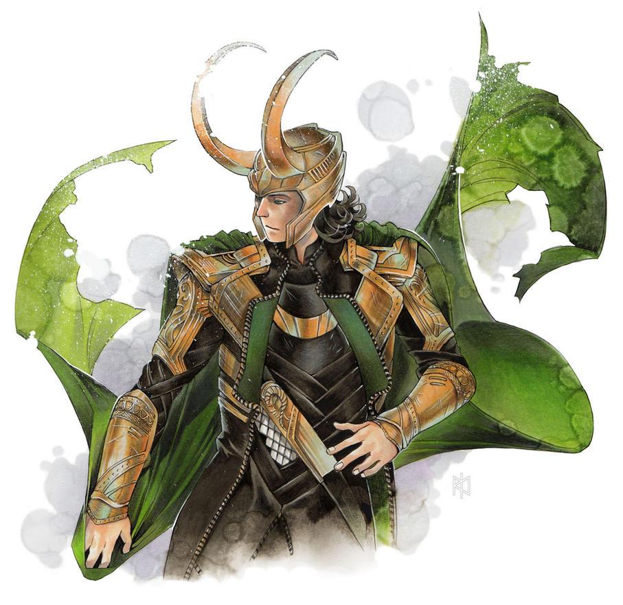 Another Loki by Tamasaburo89