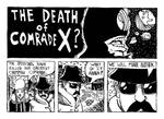 Death of Comrade X - pg 1 of 4 by LarryKingUndead