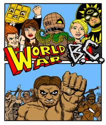World War B.C. - Cover