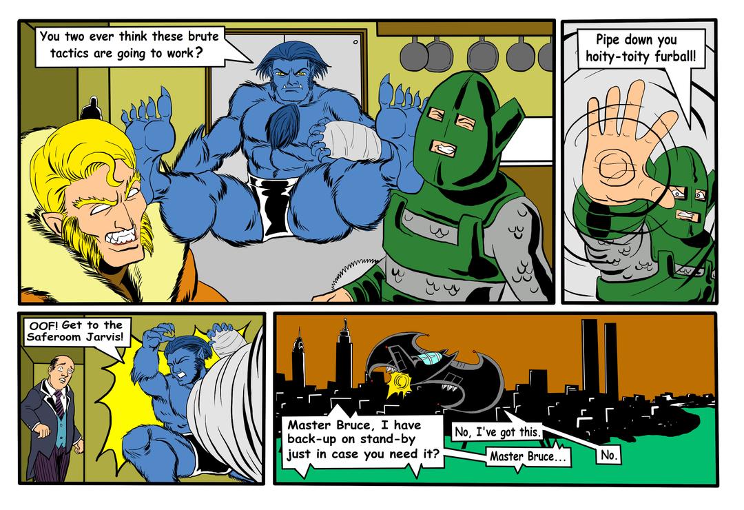 SNAFU - Page 5 by EarthmanPrime