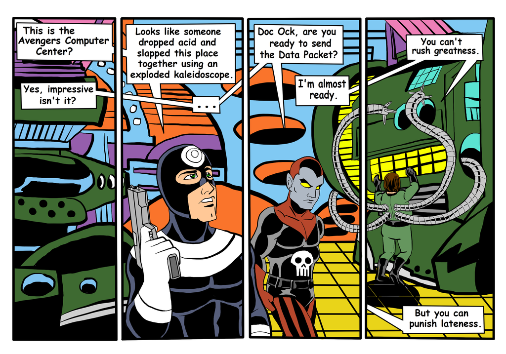 SNAFU - Page 6 by EarthmanPrime