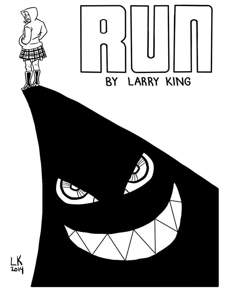 RUN Cover by EarthmanPrime